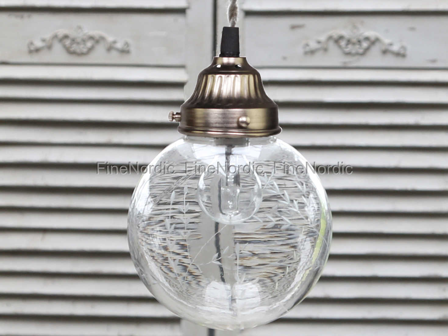 Chic Antique Ceiling Lamp Glass Ball Buy Online Here Product Code 70692 00