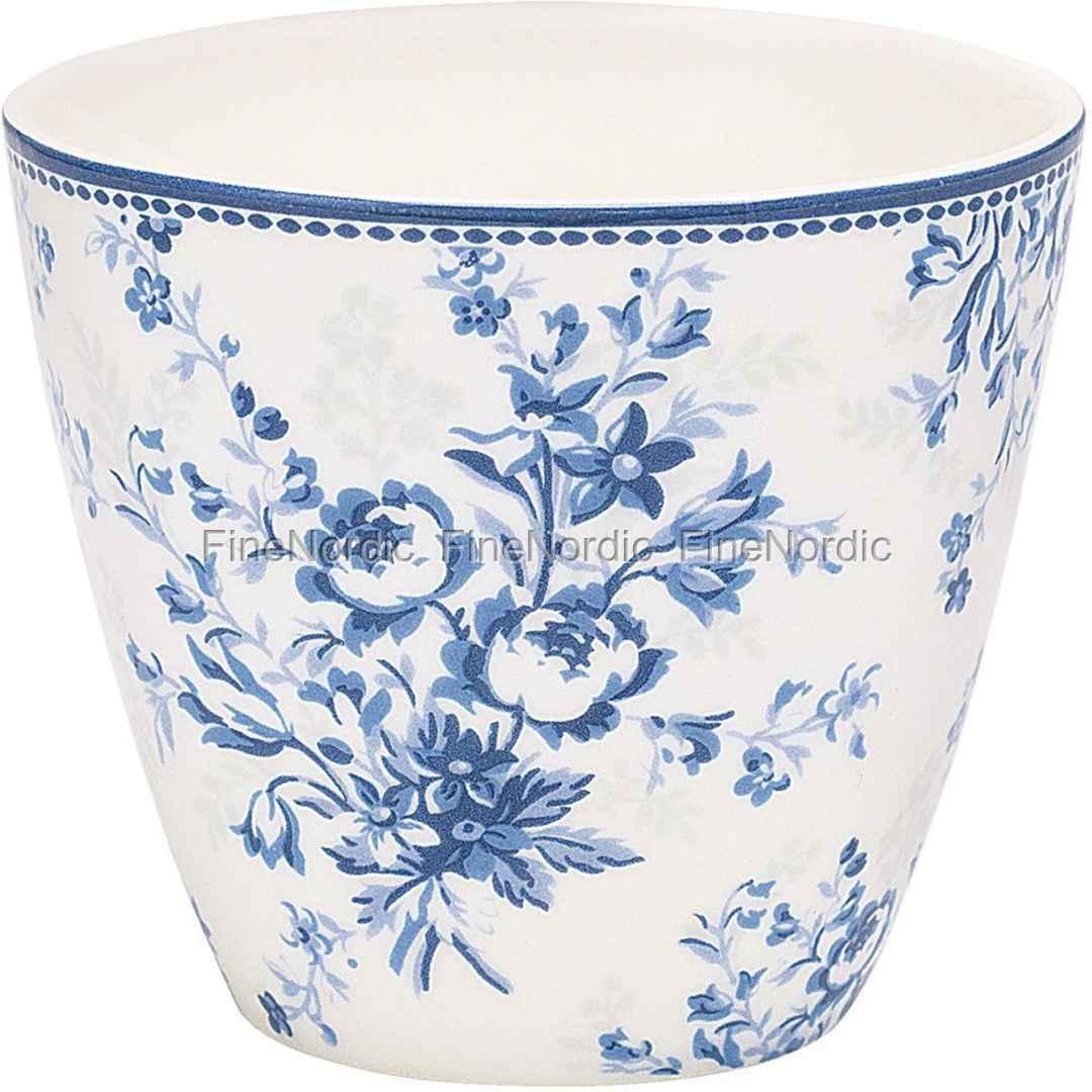 Greengate Latte Cup Sadie Blue