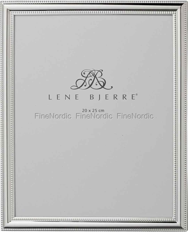 Lene Bjerre Austin Photo Frame Model 15 - Large - Silver