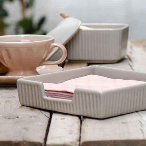 ib laursen napkin holder mynte latte - Napkin Holders