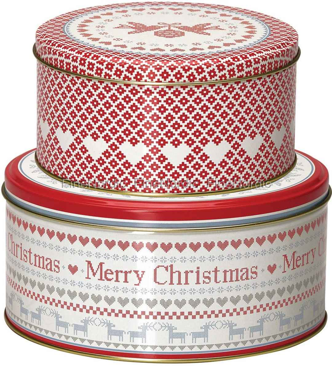 Greengate Espressotassen greengate boxes december set of 2