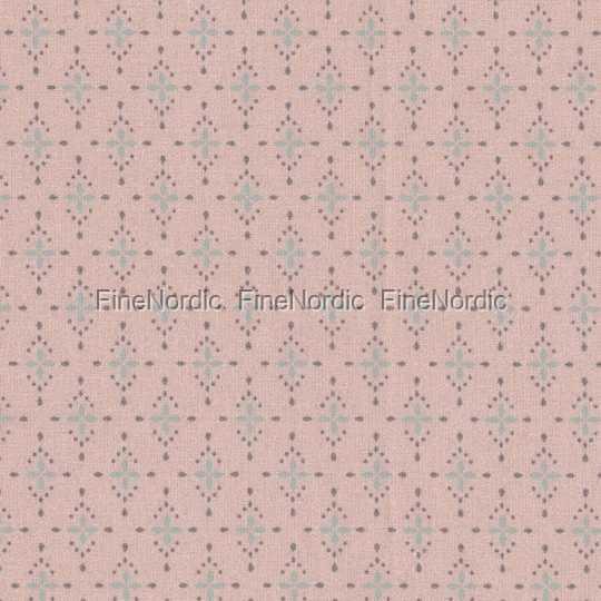 A u maison oilcloth yasmin powder rose price per meter for Au maison oilcloth