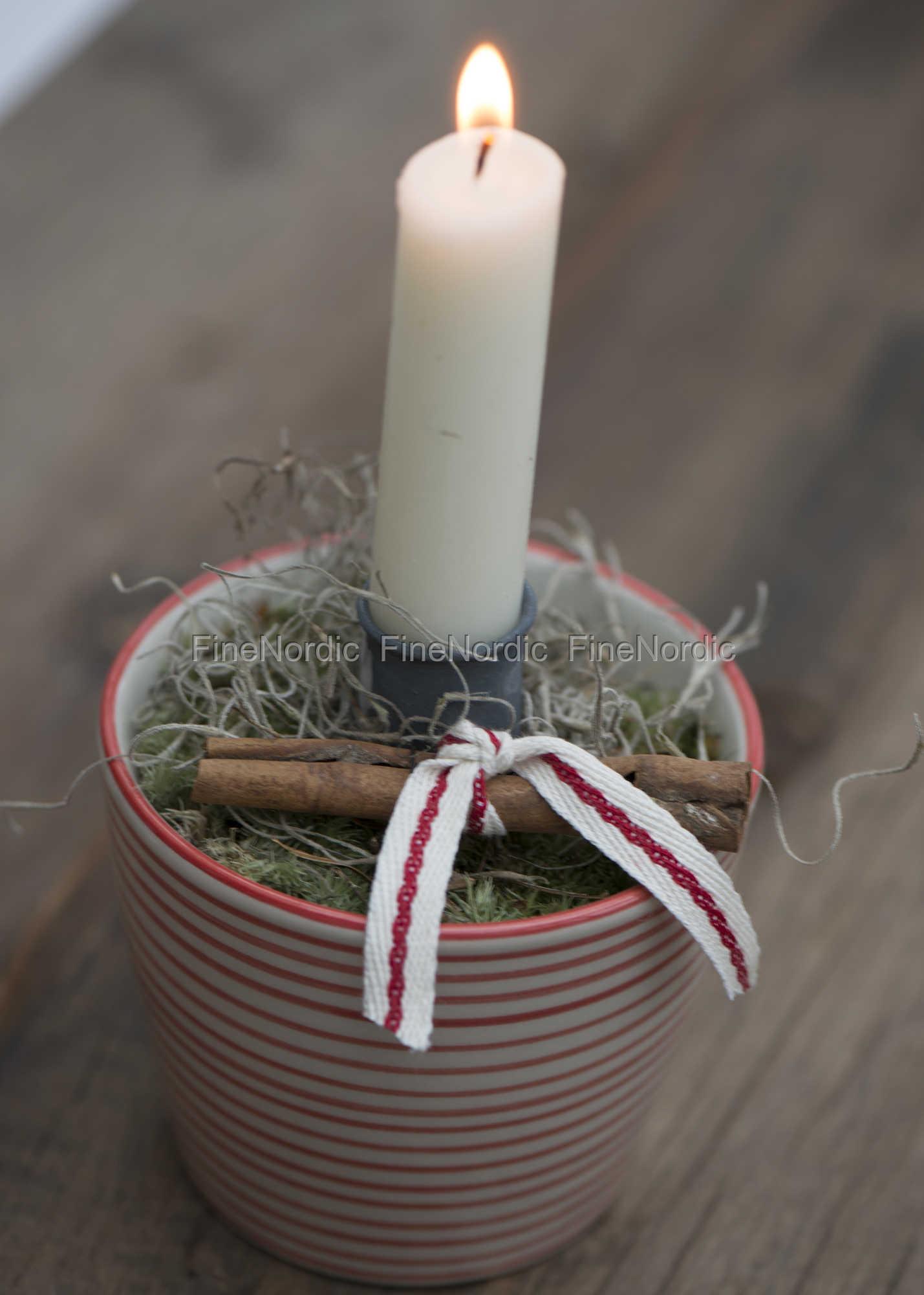 Ib Laursen Spear Short for Short Candle Grey
