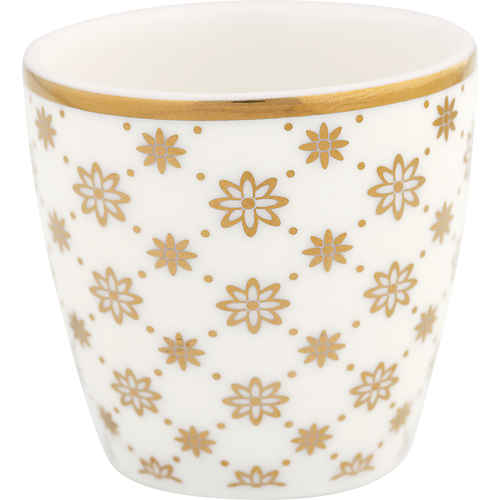 Greengate Espressotassen greengate gatenoir espresso mug with saucer gold