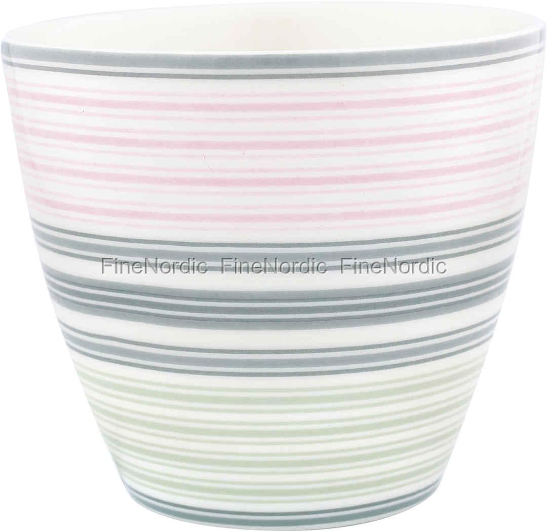 greengate latte cup mabel white. Black Bedroom Furniture Sets. Home Design Ideas
