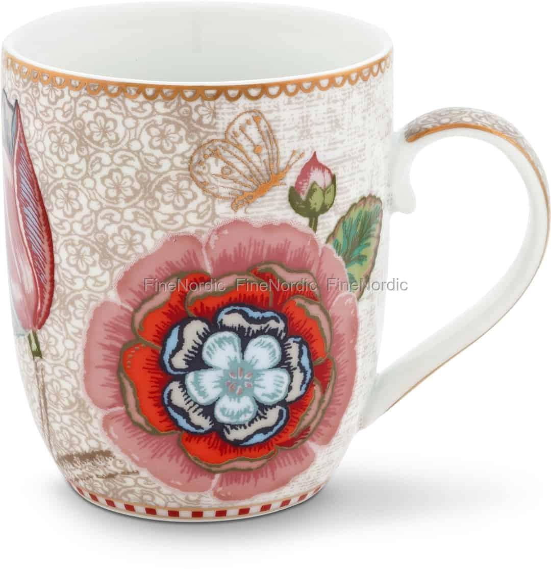 b24a7bb1a37 Pip Studio Spring to Life Mug Small Off-White. 6.95 €