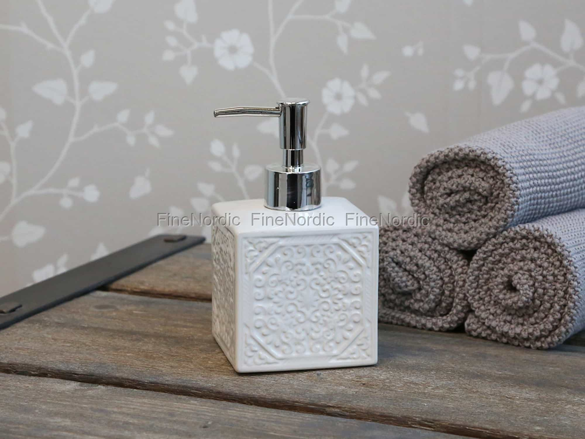 Chic Antique Soap Dispenser With