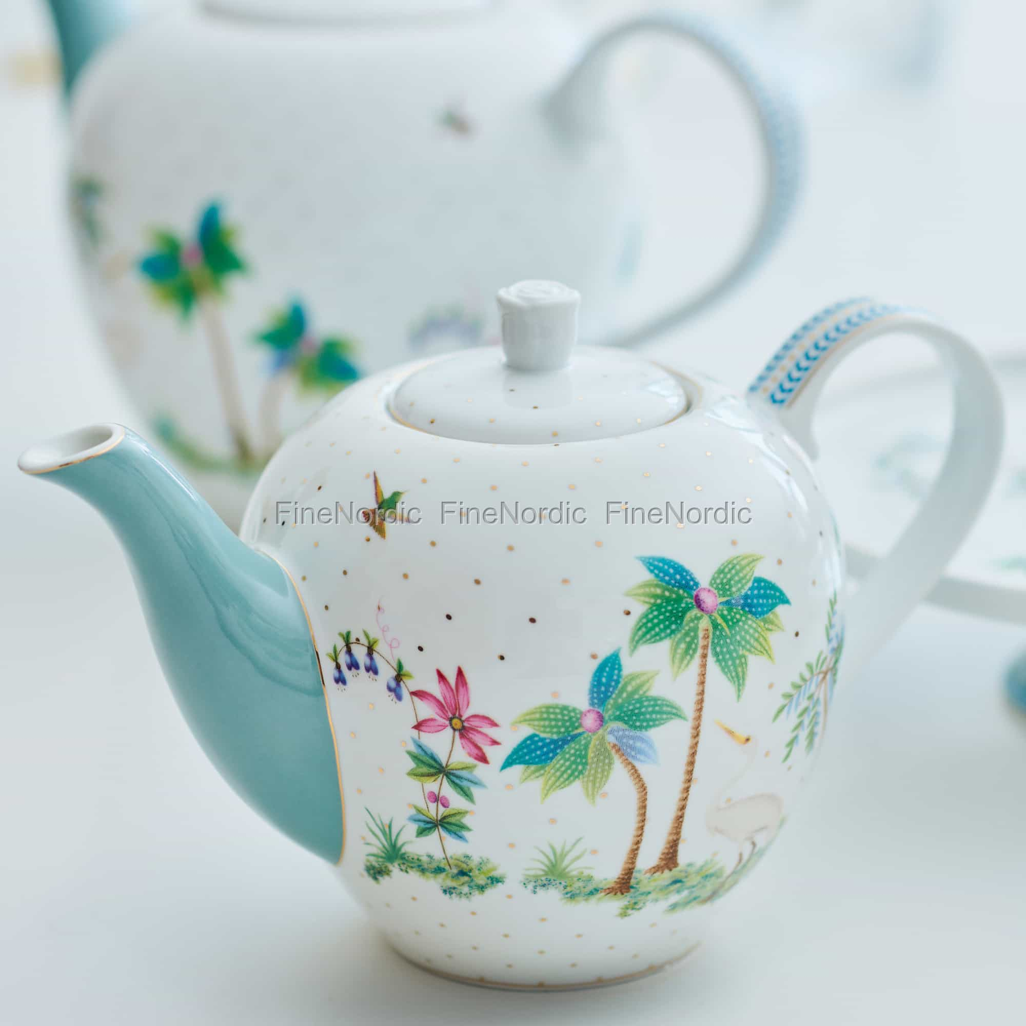 Pip Studio Teapot Small Jolie Dots Gold