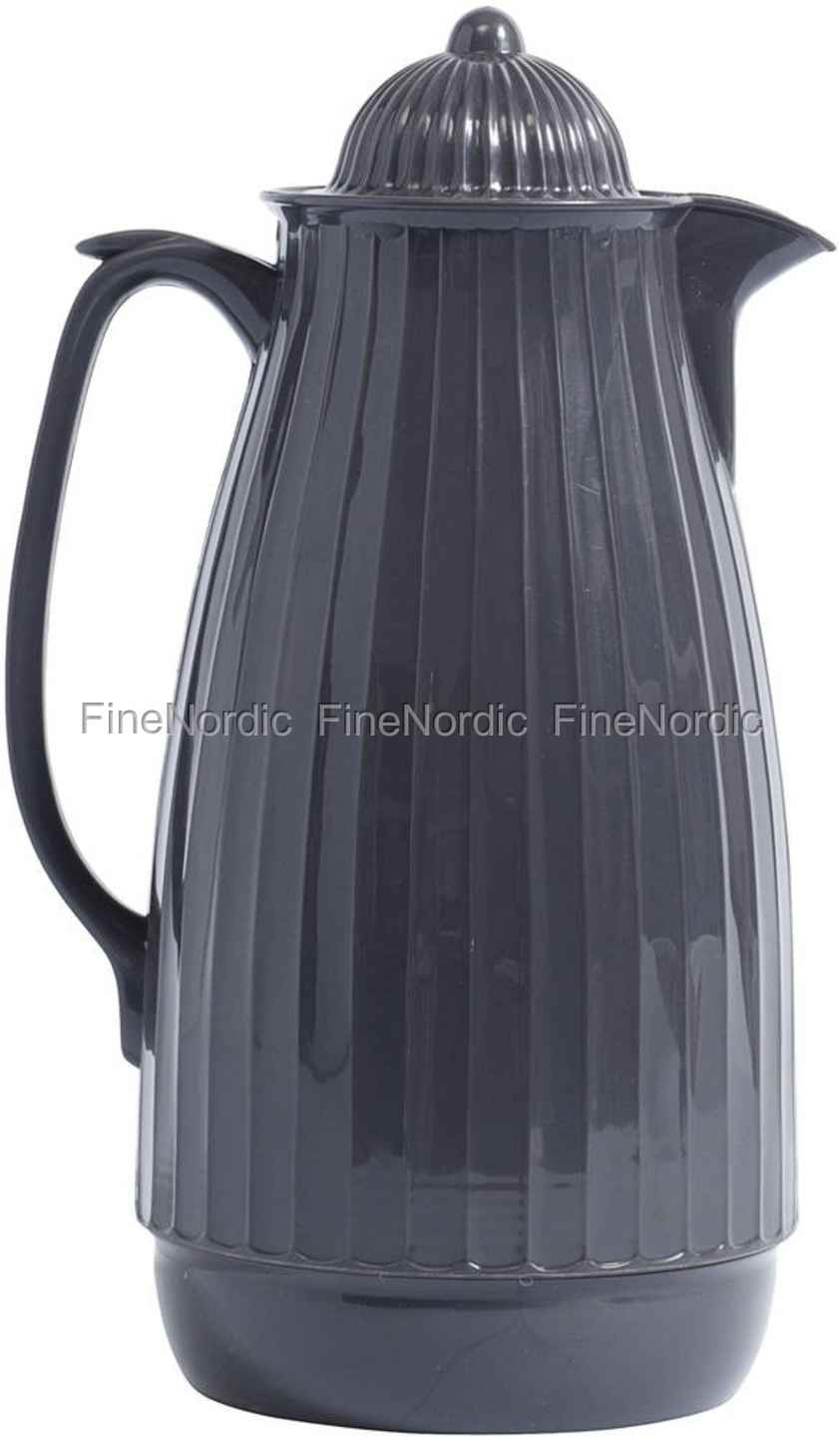 nordal thermos grey 1 liter. Black Bedroom Furniture Sets. Home Design Ideas