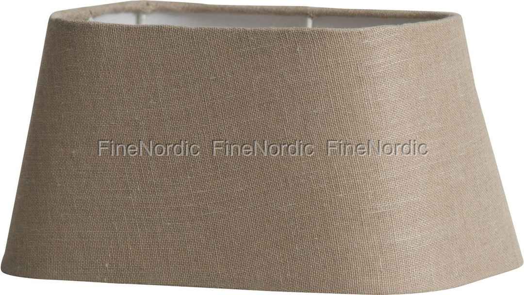 Lene bjerre lamp shade rustic linen 13706 linen h 19 cm buy lene bjerre lampshade rustic linen 13706 linen h 19 cm mozeypictures Image collections